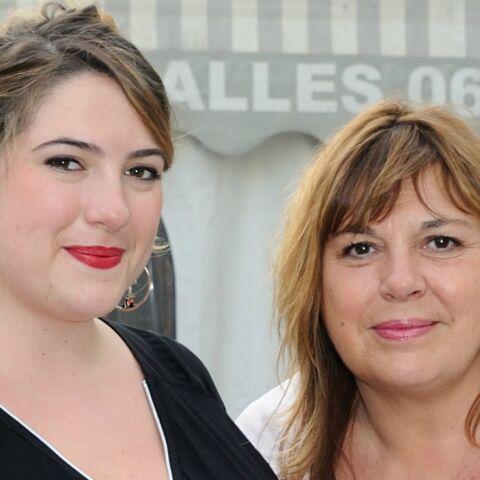 PHOTO – Charlotte Gaccio, la fille de Michèle Bernier, heureuse d'être enceinte de jumeaux