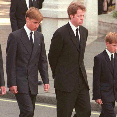 Comment le prince Philip a persuadé Harry et William de participer aux funérailles de Lady Diana