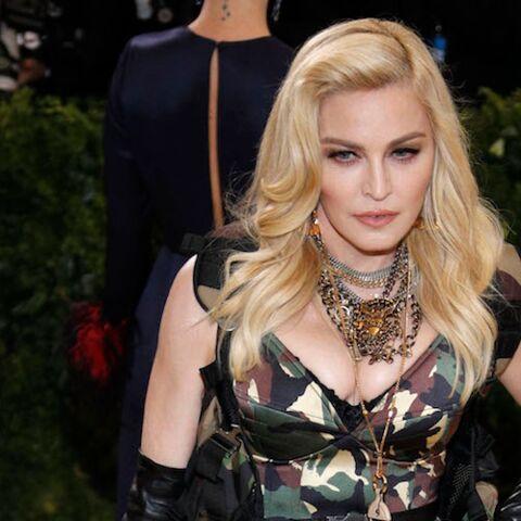 VIDEO – Madonna se souhaite un joyeux anniversaire en chanson… mais oublie les paroles