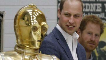 Surprise: Les princes William et Harry deviennent acteurs pour «Star Wars VIII» et apparaîtront dans le film