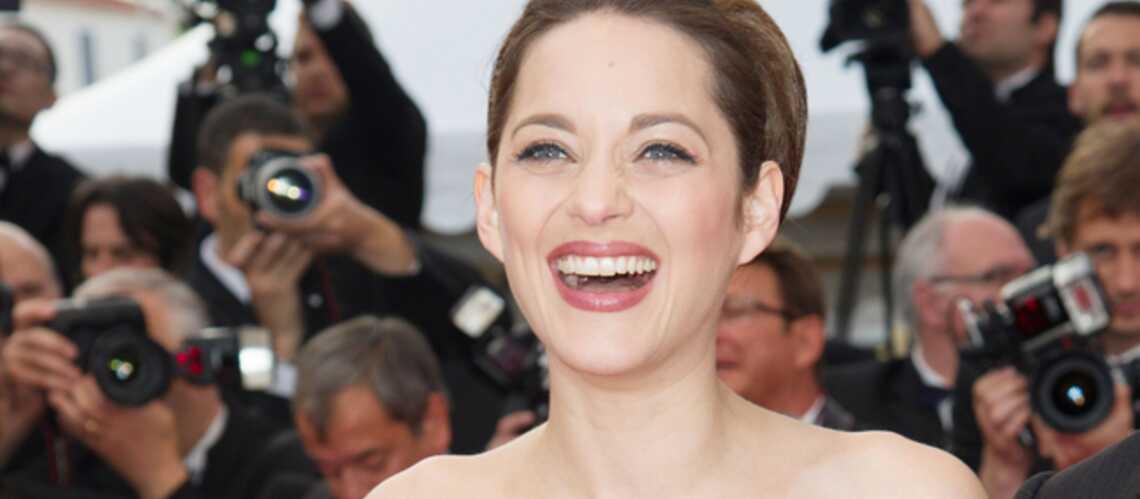 Photos- Cannes 2013: Marion Cotillard déjà reine du festival