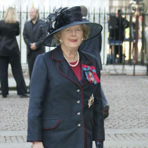 Margaret Thatcher: ses sacs en top des ventes