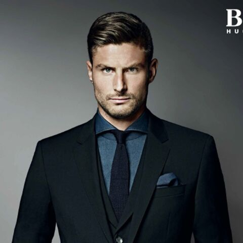 Olivier Giroud is the Boss
