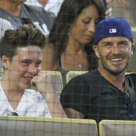 Quand David Beckham humilie son fils sur Instagram