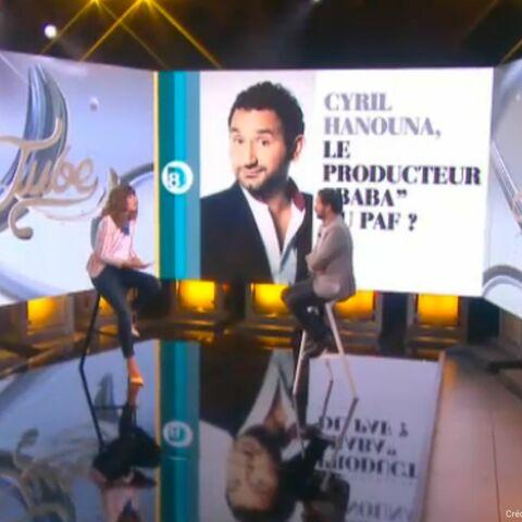 Cyril Hanouna: «J'ai toujours été très fusionnel avec mon public»