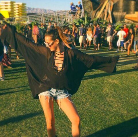 Pauline Ducruet parmi les stars à Coachella