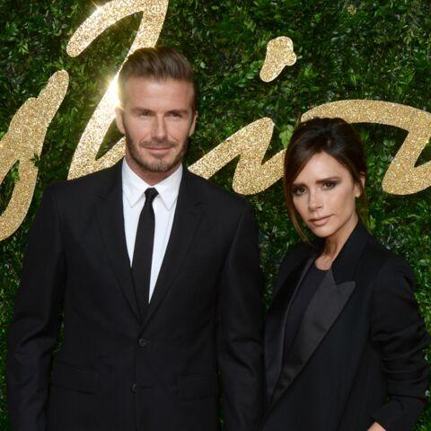 David Beckham romantique pour l'anniversaire de Victoria