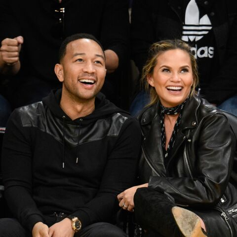 John Legend et Chrissy Teigen sont parents