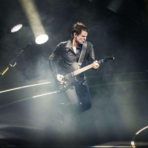 Vidéo – Un drone se crashe en plein concert de Muse