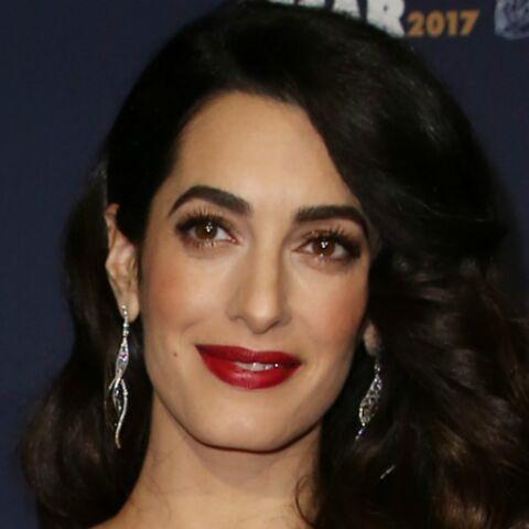 Pour son accouchement, Amal Clooney a choisi Londres