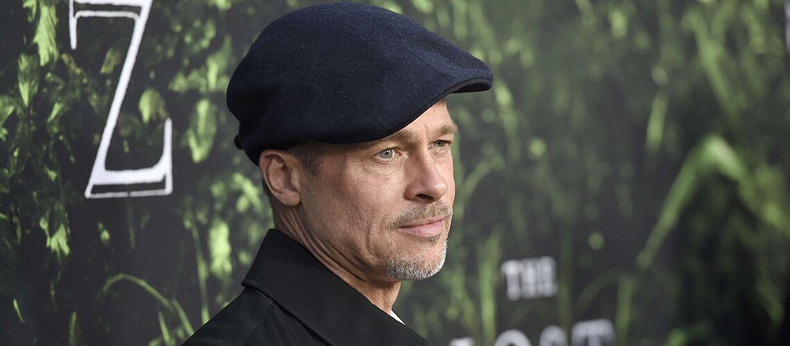 PHOTOS – Brad Pitt toujours plus maigre: les nouvelles images qui inquiètent