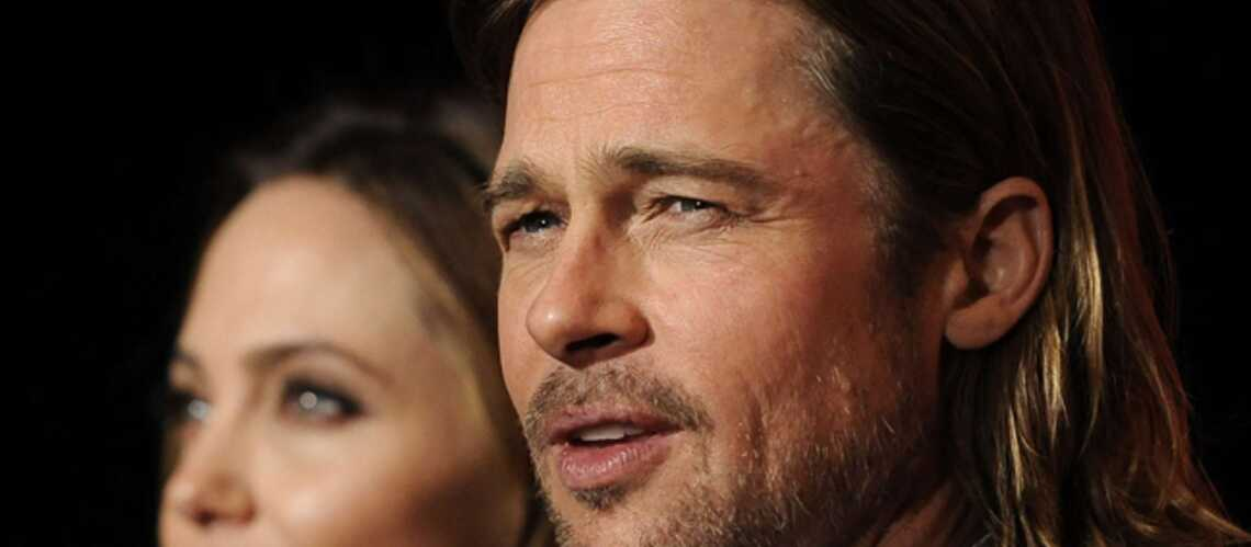Photos- Brad Pitt, la Jolie cinquantaine