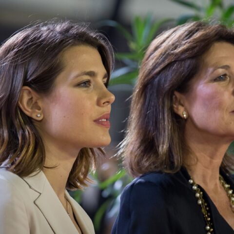 Photos – Charlotte Casiraghi et Caroline de Monaco: duo de charme
