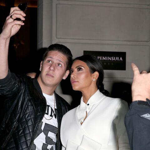 Kim Kardashian, une année de selfie