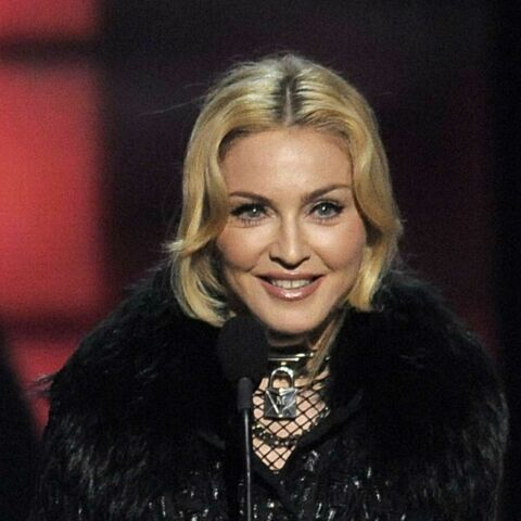 Madonna victime d'un viol artistique
