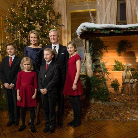 Photos – Le Noël des familles royales