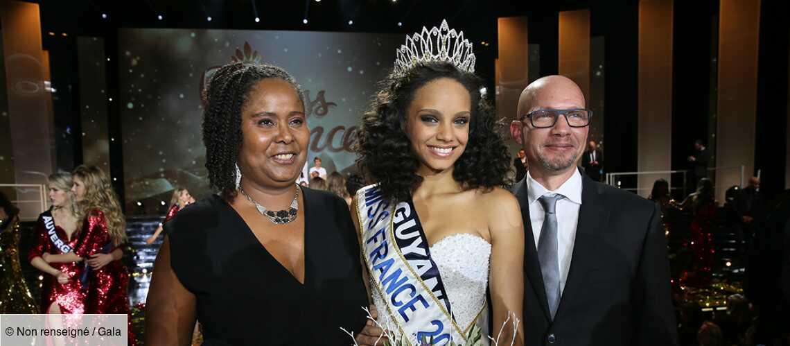 Exclu La Toute Premiere Reaction De La Maman D Alicia Aylies Apres L Election De Sa Fille Comme Miss France 2017 Gala