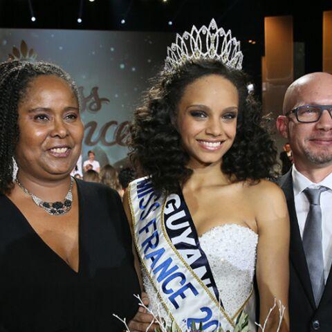 EXCLU – La toute première réaction de la maman d'Alicia Aylies après l'élection de sa fille comme Miss France 2017