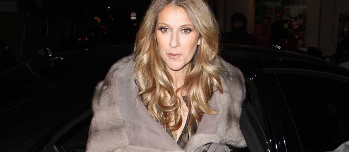 Céline Dion, la rechute