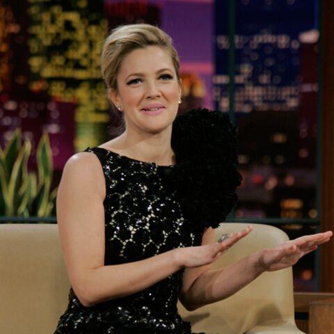 Drew Barrymore: le tatoo, c'est tabou