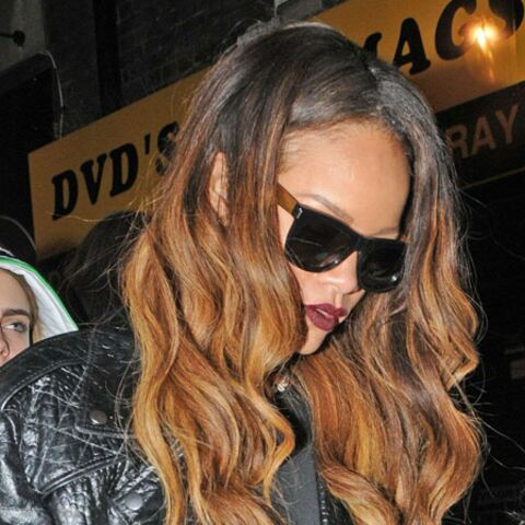Rihanna agressée par un fan à Londres