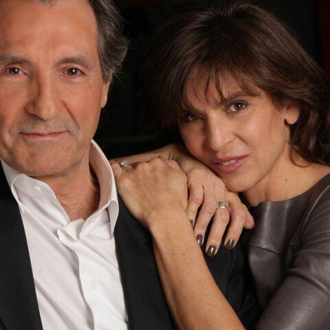 Jean-Jacques Bourdin: «Jamais sans ma femme»
