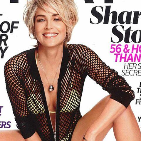Sharon Stone, 56 sexy printemps