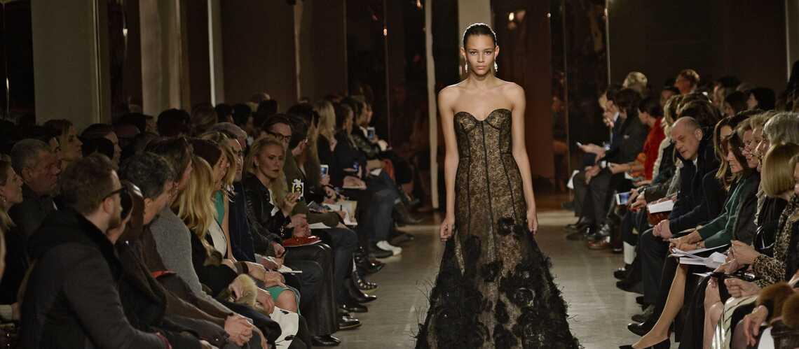 Fashion Week: Oscar de la Renta, la relève assurée