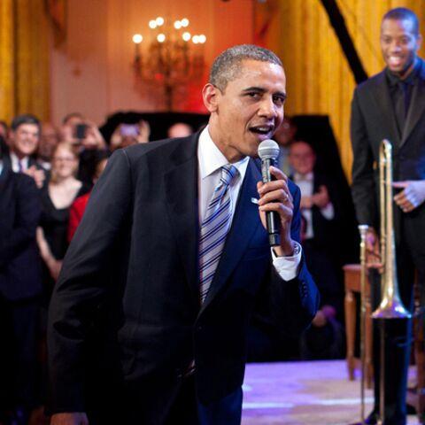 Barack Obama, l'investiture en chansons