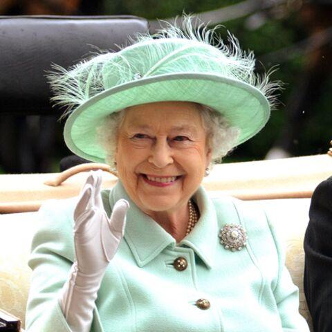 Les cadeaux d'Elizabeth II en 2012