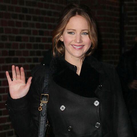 Jennifer Lawrence: «Ce ne sont pas mes fesses»
