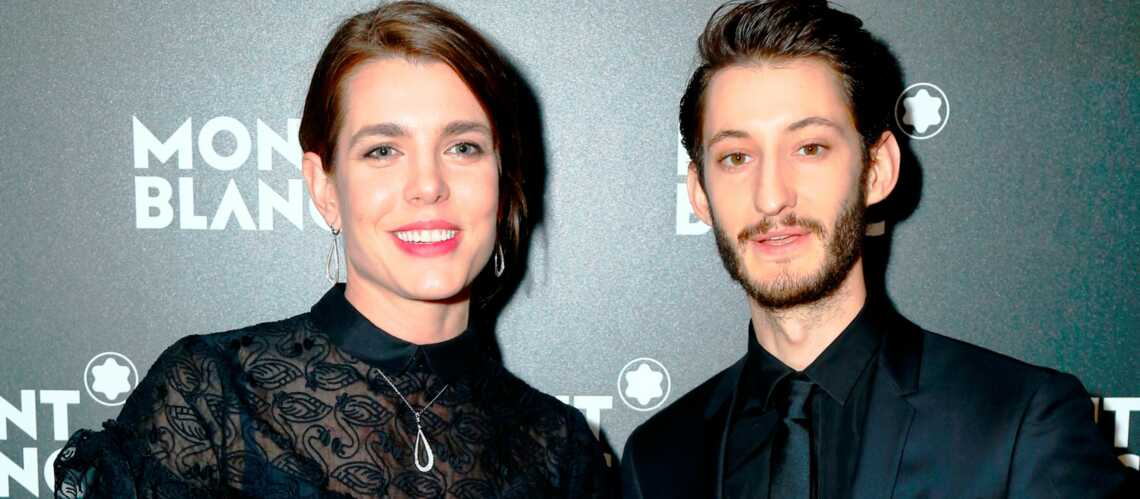 Gala By Night : Char­lotte Casi­ra­ghi et Pierre Niney complices pour Mont­blanc