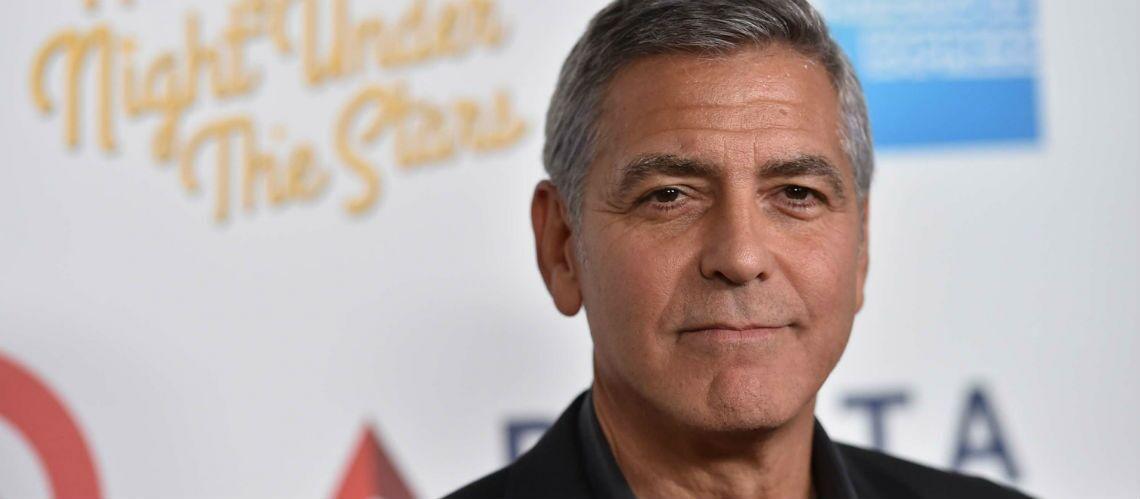 George Clooney sera l'invité d'honneur surprise des César