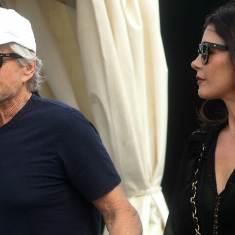 PHOTO – Michael Douglas et Catherine Zeta-Jones célèbrent seize ans d'amour