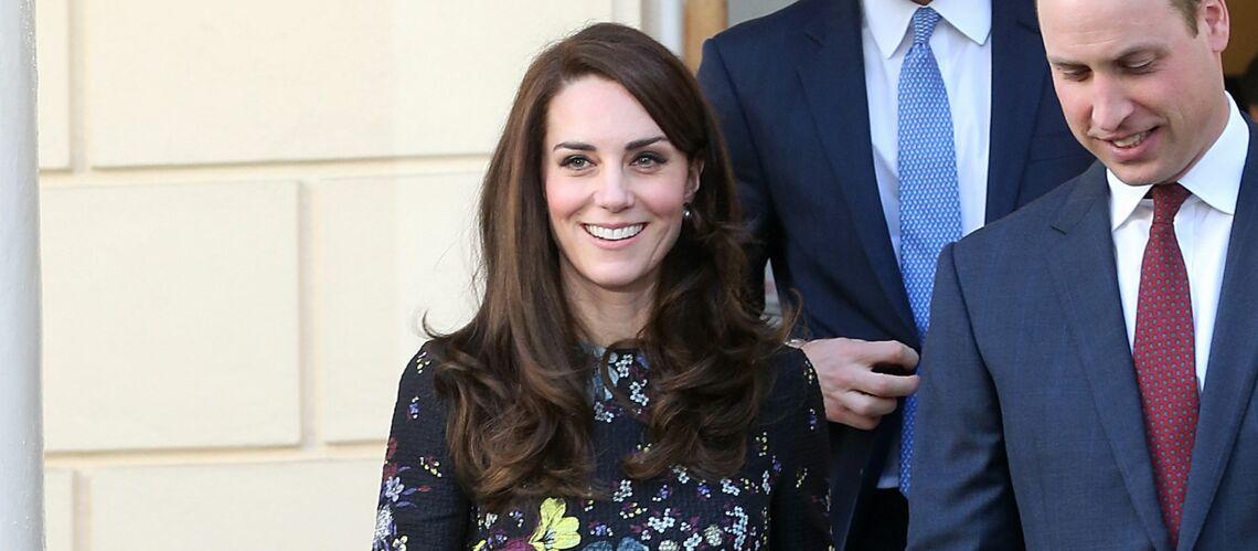 PHOTOS – Le brushing wavy de Kate Middleton