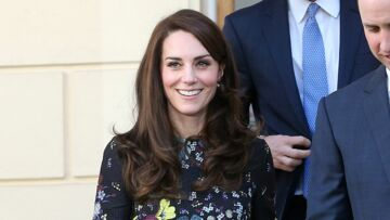PHOTOS – Le brushing wavy de Kate Middleton
