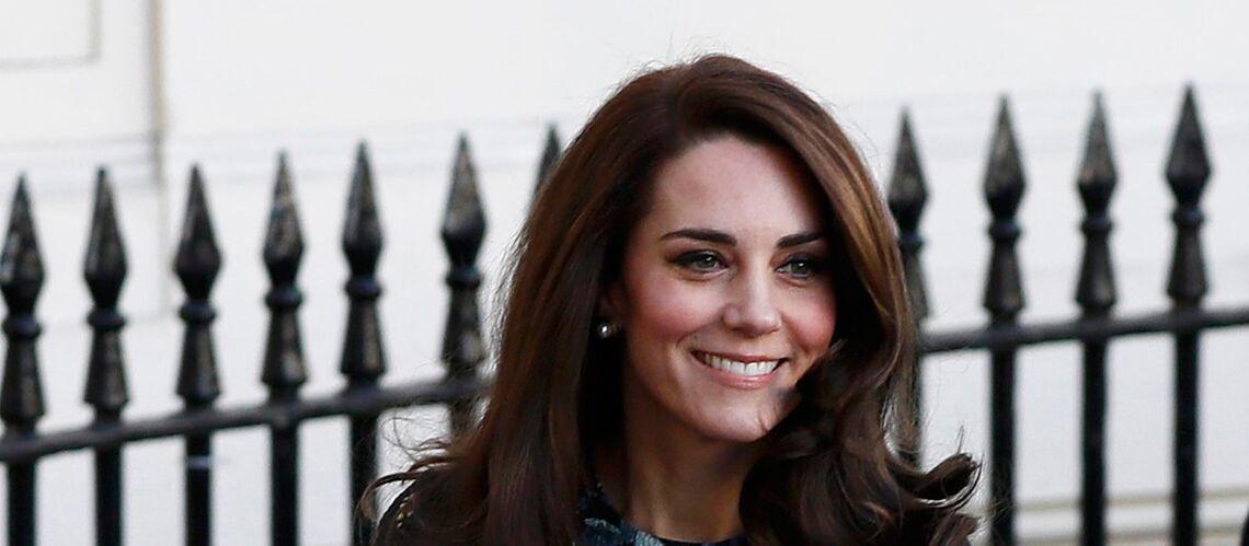 PHOTO – Kate Middleton: À 7 ans, elle jouait les mannequins dans une publicité