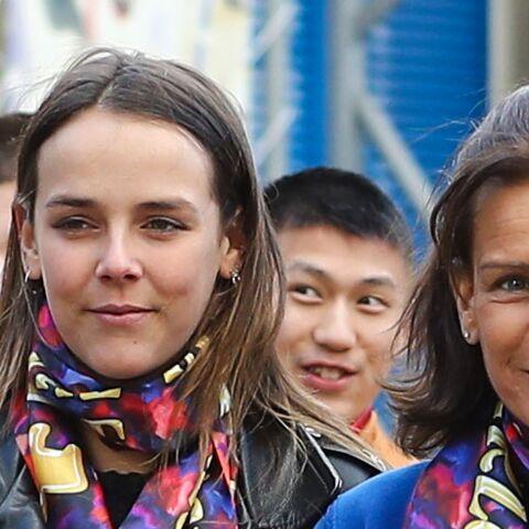 PHOTOS – Stéphanie de Monaco et sa fille Pauline Ducruet très complices avec… une otarie