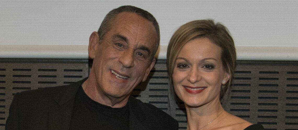 PHOTOS – Moment de tendresse entre Thierry Ardisson et son épouse Audrey Crespo-Mara