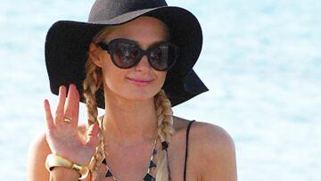 Paris Hilton fait des bulles avec Mario Balotelli