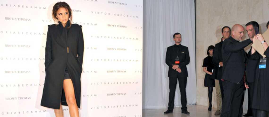 Victoria Beckham reine de la chaussure Gala