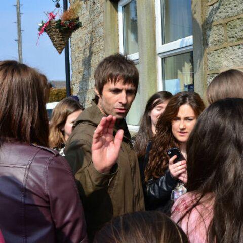 Liam Gallagher, un deuxième enfant caché?