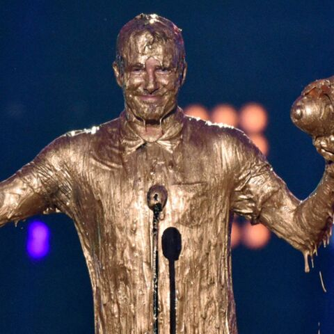 David Beckham, père et athlète en or