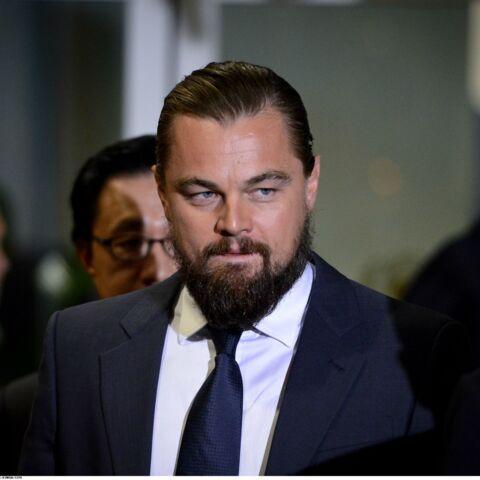 Vidéo – Leonardo DiCaprio transformé pour The Revenant.