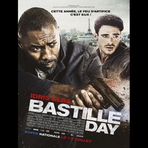 """Le film """"Bastille Day"""" retiré des salles après l'attentat de Nice"""