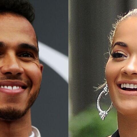 Lewis Hamilton, amoureux de Rita Ora?