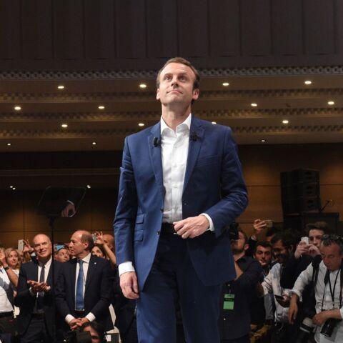 Pourquoi Emmanuel et Brigitte Macron n'étaient pas avec les VIP au concert de Johnny Hallyday?