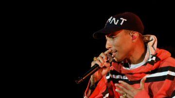 L'hommage de Pharrell Williams aux victimes de Nice