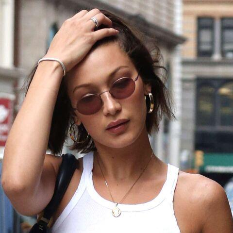 PHOTO – Bella Hadid: cet été, elle craque pour une coupe de cheveux courte