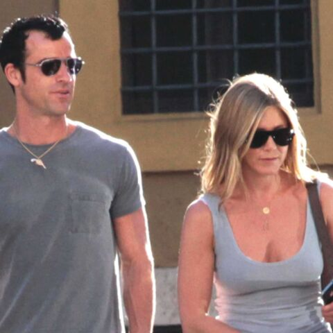 Jennifer Aniston et Justin Theroux: l'amour à Rome